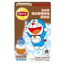 立顿 Lipton 经典醇奶味茶港式鸳鸯热吻 17.5g/包 10包/盒