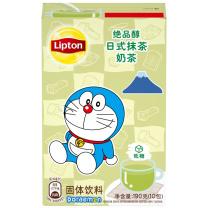 立顿 Lipton 绝品醇奶茶日式抹茶 19g/包 10包/盒