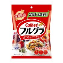 卡乐比 水果麦片 200g/袋 12袋/箱