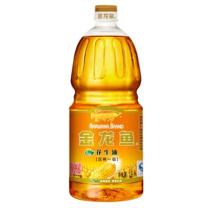 金龙鱼 压榨一级特香花生油 1.8L/桶 6桶/箱  (非转基因)