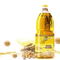 福临门 一级大豆油 1.8L/桶 6桶/箱  (非转基因)