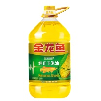 金龙鱼 纯正玉米油 5L/桶 4桶/箱  (非转基因)