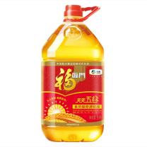 福临门 天天五谷食用植物调和油 5L