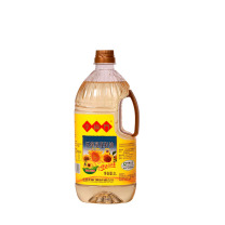 幸福门 葵花籽油 1L  16桶/箱
