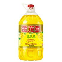 金龙鱼 非转纯正菜籽油 5L