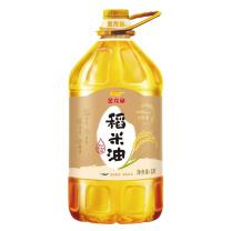 金龙鱼 金龙鱼3000ppm谷维素稻米油 5L/桶