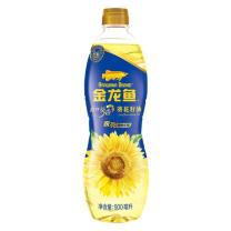金龙鱼 自然葵香葵花籽油 900ml/瓶 15瓶/箱  新老包装随机发货