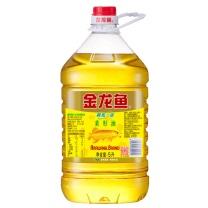 金龙鱼 精炼一级菜籽油 5l