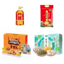 晨光 M&G 精选食品礼包 450型 套餐B  【防暑降温】
