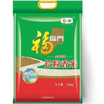 福临门 金典长粒香大米 10kg  3袋/箱