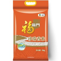福临门 珍珠香米 5kg  中粮出品