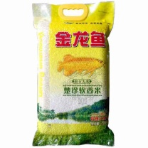 金龙鱼 楚珍软香米 5kg  4袋/件