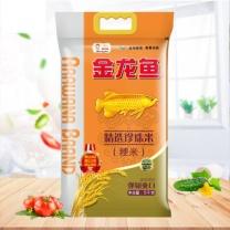 金龙鱼 精选珍珠米粳米 5kg/袋 4袋/箱