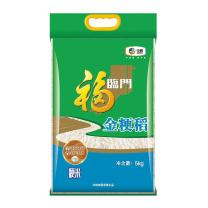 福临门 金粳稻 5kg  [保鲜袋包装]