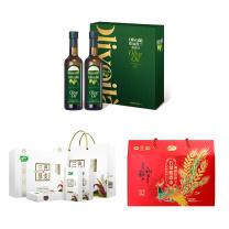 晨光 M&G 精选食品礼包 600型 套餐B  【劳动节】