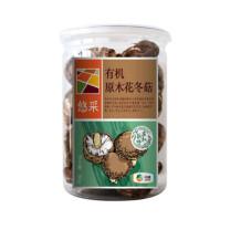 中粮 COFCO 悠采 有机原木花冬菇 80g/罐