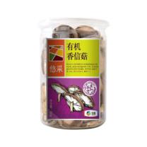 中粮 COFCO 悠采 有机香信菇 柔软细滑 菇香浓郁 60g/罐