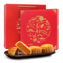 五芳斋 中秋节月饼五芳和家礼盒