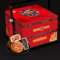 中冠 尊礼月饼礼盒 1.19kg