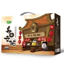 十月稻田 每日香粥  红豆薏仁、八宝、五彩米、十谷米、小米、燕麦 礼物400g*6