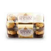 费列罗 榛果威化巧克力 16粒礼盒装