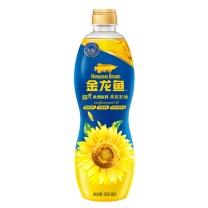 金龙鱼 阳光葵花籽油 900ml/瓶 15瓶/箱  (非转基因)