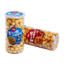 百草味 Be&Cheery 百草味 休闲零食小吃玉米粒 奶油味爆米花150g/桶