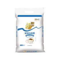 福临门 家宴小麦粉 包子馒头饺子粉 5kg 4袋/箱  (非转基因)