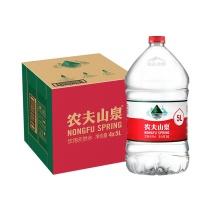 农夫山泉 农夫山泉 5L/桶 4桶/箱