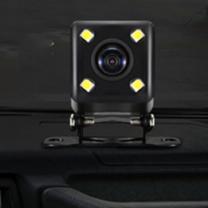 e车坊 高清4.3双镜头后视镜行车记录仪 907B