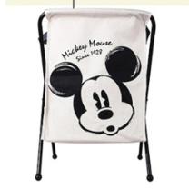 迪士尼 Walt Disney 米奇黑白经典衣物篮 DSM-9351 规格:40×30×60Cm