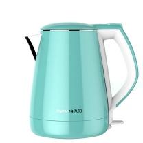 九阳 Joyoung 电热水壶不锈钢智能双层防烫保温开水煲 K15-F23 1.5L (蓝色)