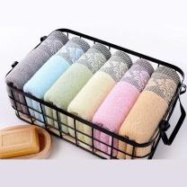 卡美柔 两条装毛巾 34x74cm  起订量:10