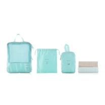 内野 UCHINO 旅行三件套装 JD32672-N 34.5×21.5×6cm (蓝色)