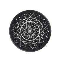 耐尔金 NILLKIN 快速无线充电器 MC045 魔碟四代 (幻彩) 110*110*16.5mm (黑色)