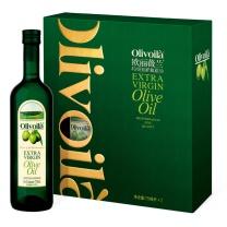 金龙鱼 欧丽薇兰特级初榨橄榄油简装礼盒750ml*2 750ML*2