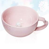 星巴克 2020年春季樱花杯子系列萌猫粉樱款马克杯 杯底猫咪赏樱款 320ML  起订量100个