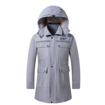 国产 定制冬装棉服(上衣内里加棉+裤子加内里)(起订量:91套)  (国电投链接)