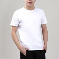 定制精梳棉短袖 T恤衫 TX-16 圆领