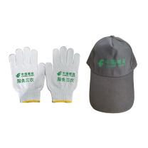 科力普 COLIPU 定制劳保手套套装单色丝印(起订量:10000双)