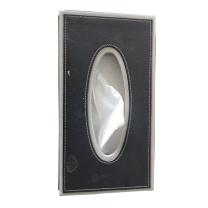 科力普 COLIPU 科力普 黑色抽纸盒 25cm*13.5cm*9.5cm