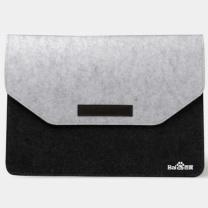 国产 定制电脑包 35×25cm 优质毛毡 强力魔术贴  (百度链接)(起订量:300个)
