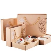 国产 热销手绘碗筷套装 青花瓷碗  内含:两碗两筷