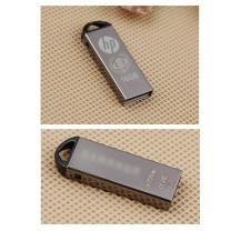 惠普 HP 定制U盘 激光雕刻LOGO V220W 16G  (神龙架税务链接)(起订量:100个)