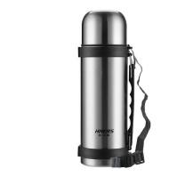 哈尔斯 HY-1200W-2 1.2L 真空保温壶(随机色)