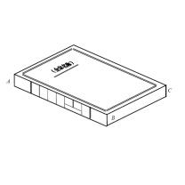 国产 定制档案盒封套(DZ)  (大唐同舟科技链接)3000个起订