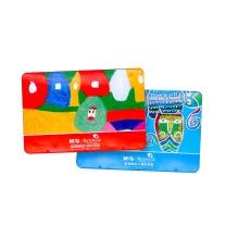 """晨光 M&G 定制""""星星的孩子""""彩铅明信片填色套装8色画笔画画套装 (DZ) AWP30512  (下单前请和客服告知您的定制信息,量大优惠,起订量:100)"""