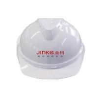国产 定制ABS带通风孔安全帽 ((白、蓝、红、黄可选)) (金科链接)起订量50顶
