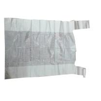 国产 马夹袋塑料39.7(6*2)*50cm单色 8g  5w个起订 交期:签样后15个工作日