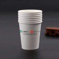 国产 定制纸杯 内九盎司(2020迪拜世博会版) 50个/条 318g 1000个/箱  (上海电气股份链接)(起订量:600条,3万只)